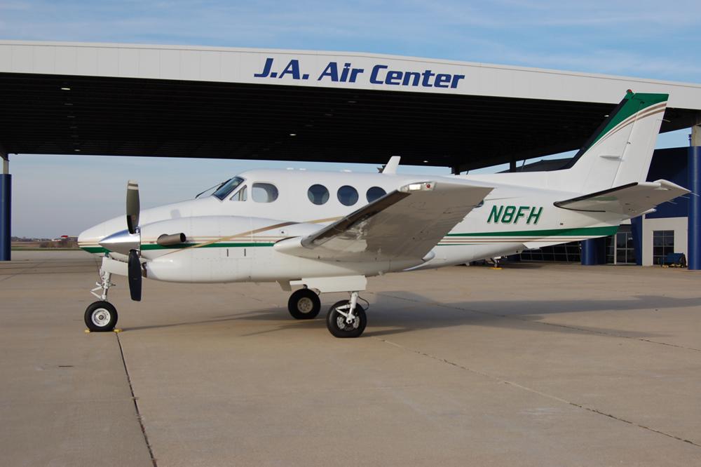1997 King Air C90B