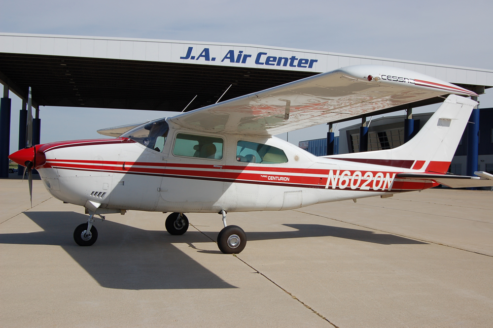 1978 Cessna T210M