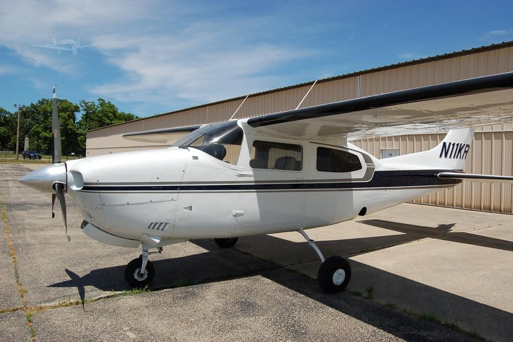 Cessna Turbo 210L