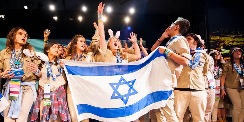 israel-delegates