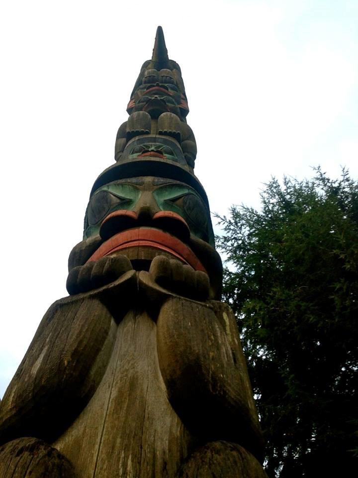 Totem Pole Park, Ketchikan