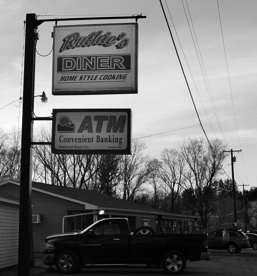 Ruthie's Diner, Ligonier, PA
