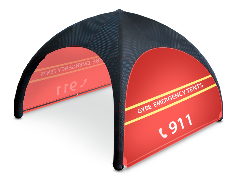 The 5000 series GYBE Rescue Tents feature the same cutting edge design as the 4000 series but with 60 percent more area for first responders to operate.  sc 1 th 197 & GYBE Rescue Tents