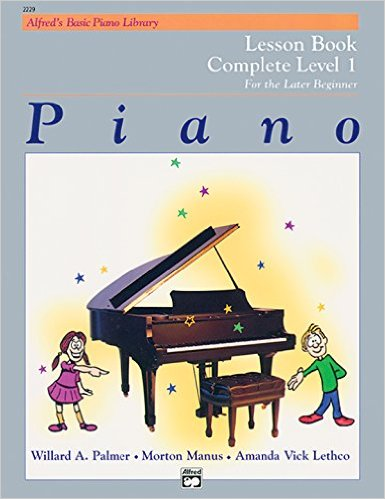 Piano Lessons Cours