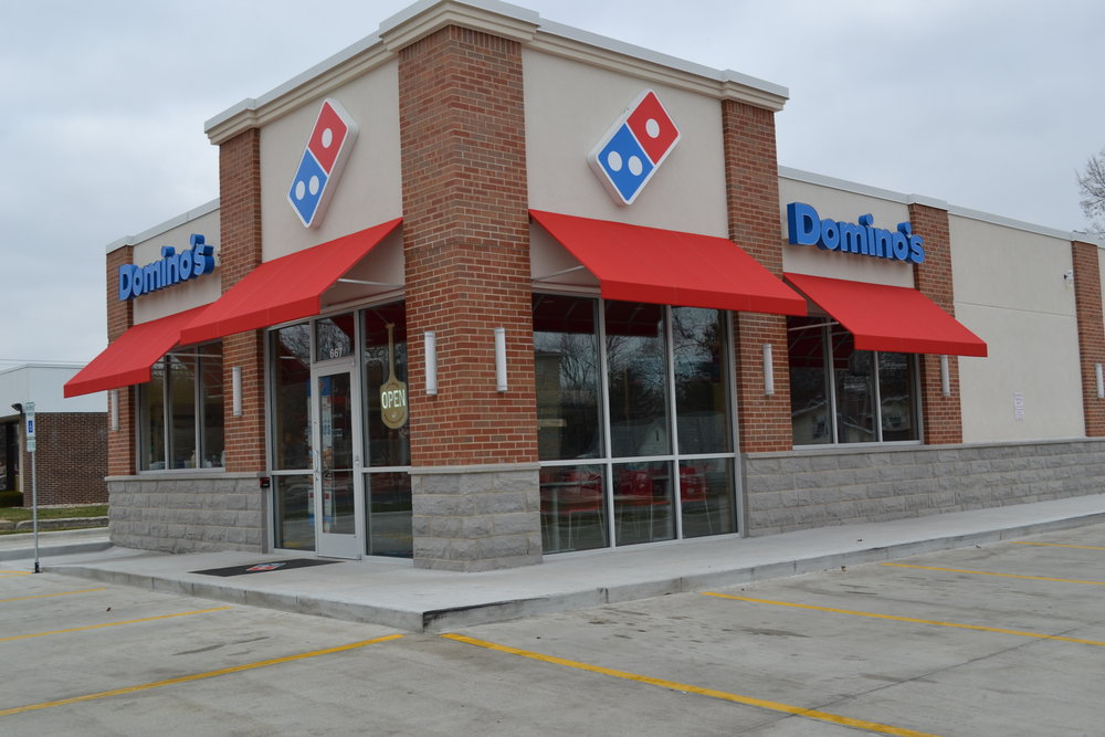 Domino's Charleston IL.