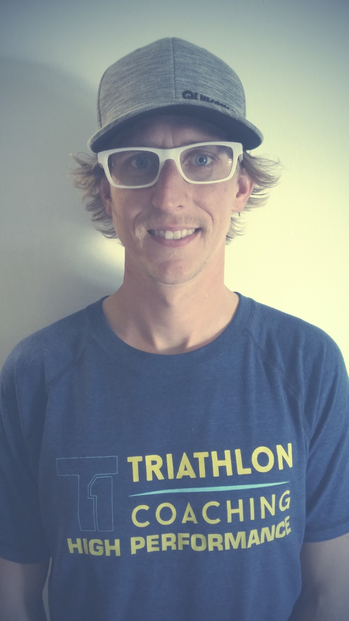 Coach  Kyle Jensen Triathlon