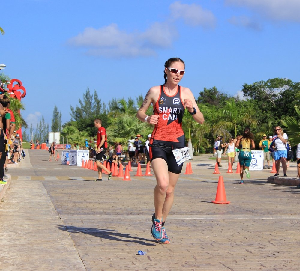 Courtenay Mexico Cozumel World Triathlon Championships