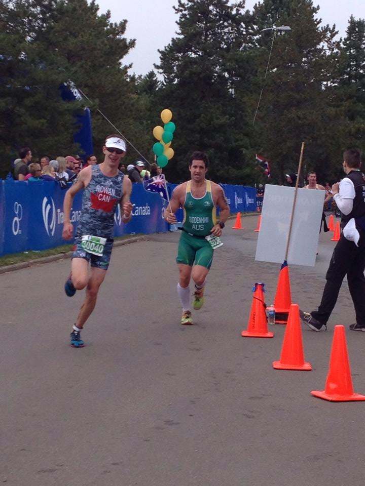Cody Rowan Edmonton Alberta World Championships