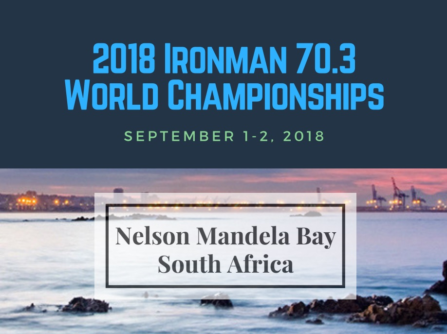 2018 Ironman 70.3 World Championships Triathlon