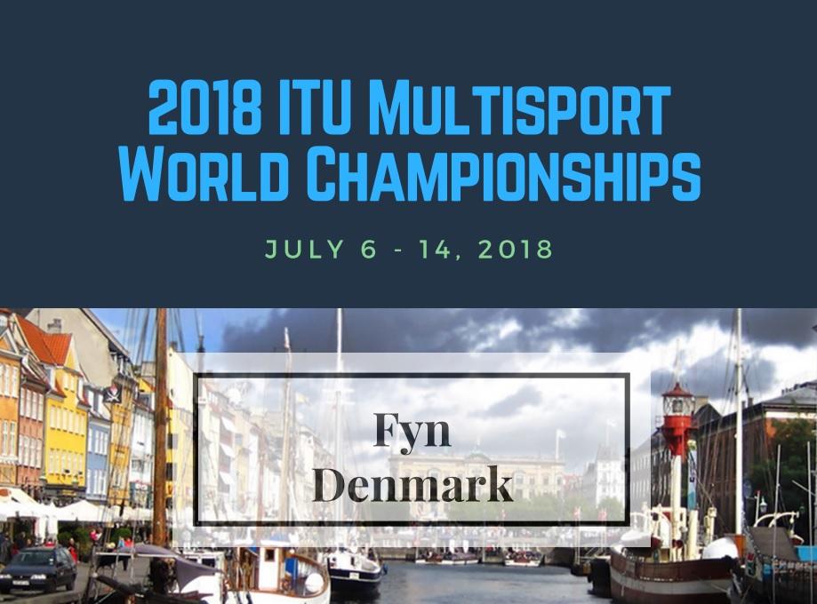 2018 ITU Multisport World Championships Fyn Denmark Odense Duathlon