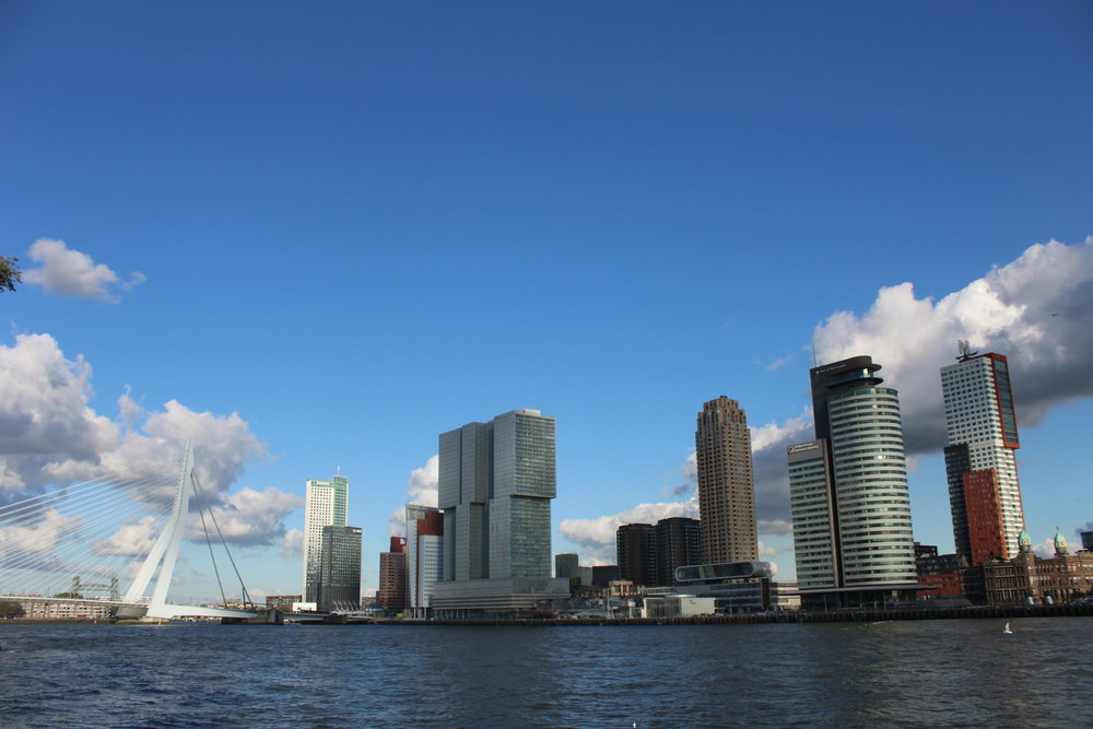 Rotterdam Netherlands Travel