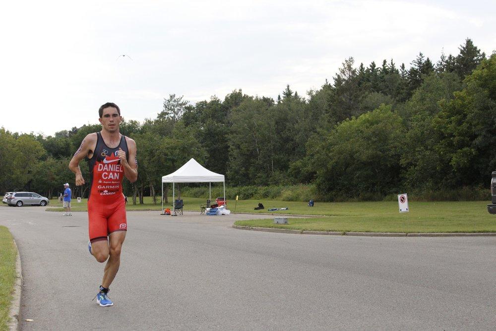 Stefan Daniel in Edmonton