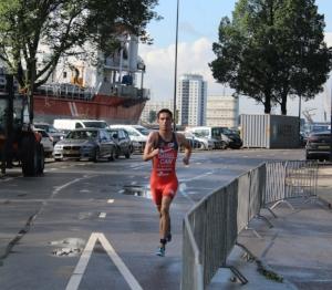 Stefan Daniel in Rotterdam World Championships