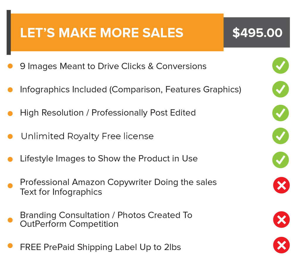 Let's Make More Sales - Sale Price: $395.00Any questions? Schedule a call with us now!