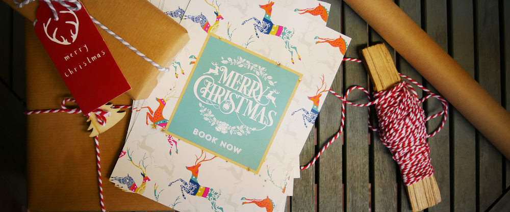 JOIN US THIS CHRISTMAS -