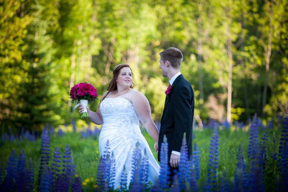 Wedding Photography at the Sunset Hill Resort in Sugar Hill, NH