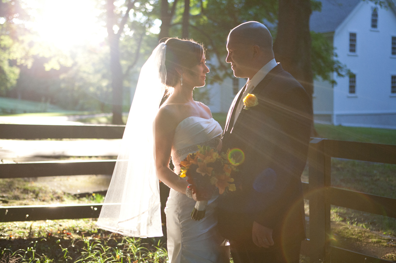 Wedding Photographer in Andover MA