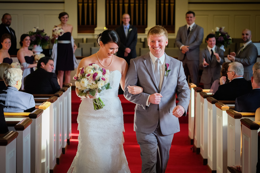 Candid wedding photography in Rye NH