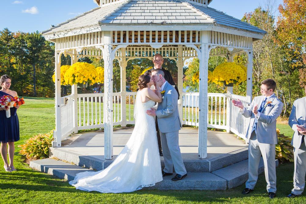 Pelham NH wedding photography