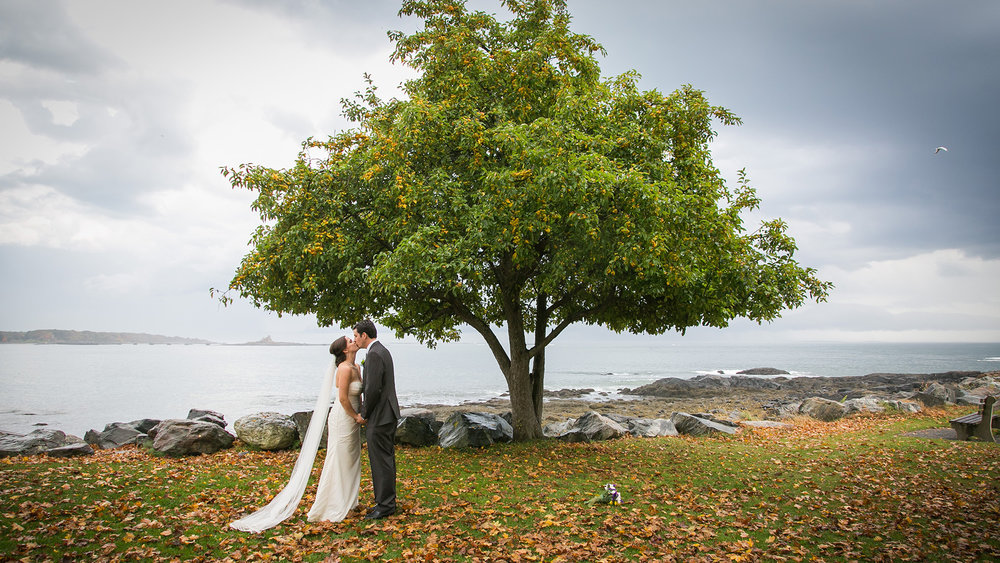 New Castle and Portsmouth NH wedding photography