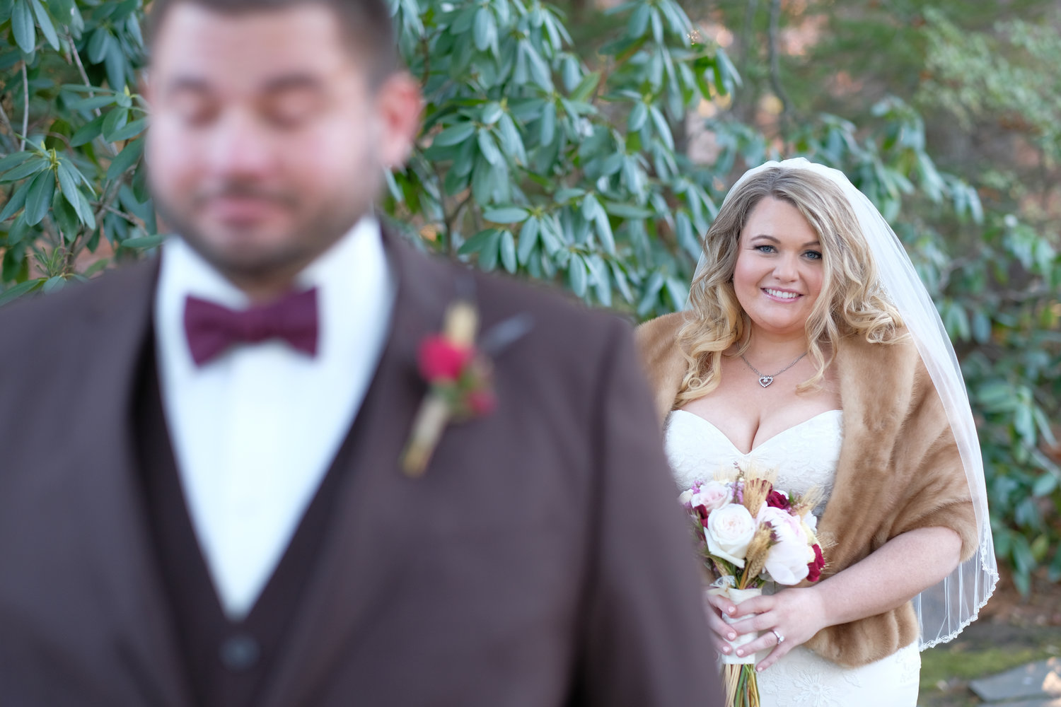 Fall Wedding Photography at Birchwood Vineyards in Derry NH — NH ...