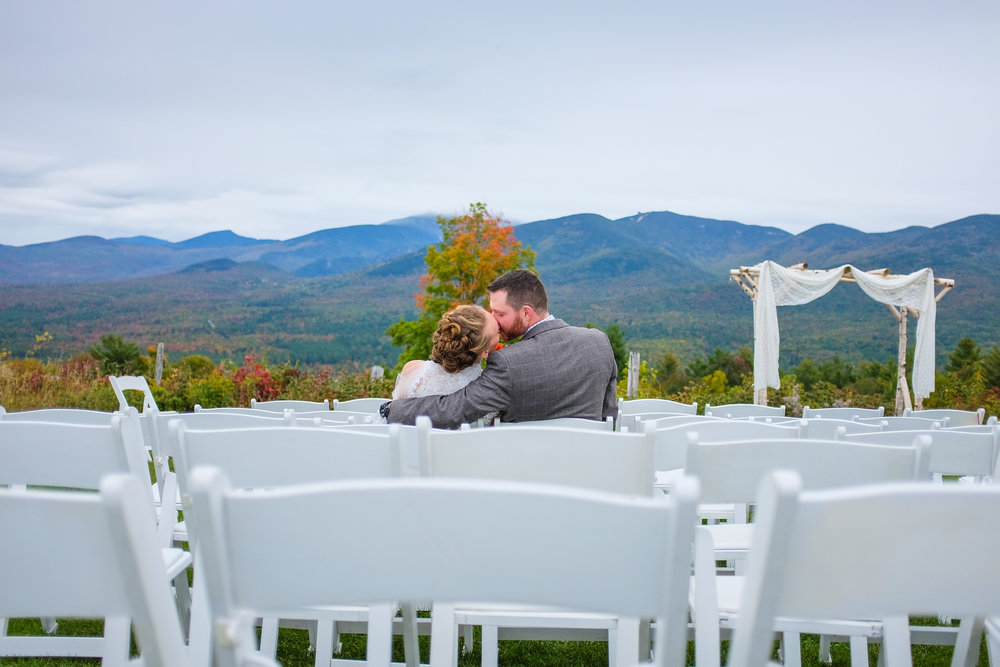 White Mountains wedding photography franconia
