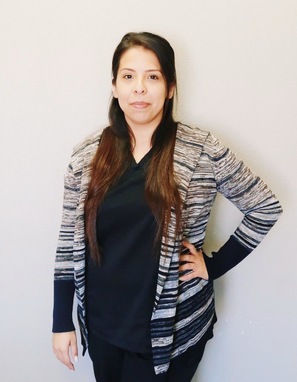 Wendy Barreras | Front Office Manager