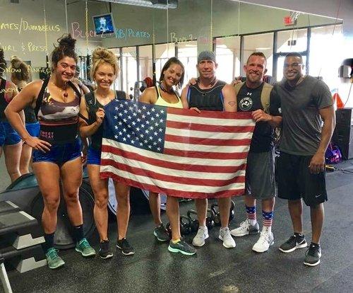 Fit For Life Gym Veteran Warrior Program