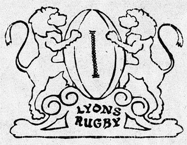 Lyons R.F.C. Shield