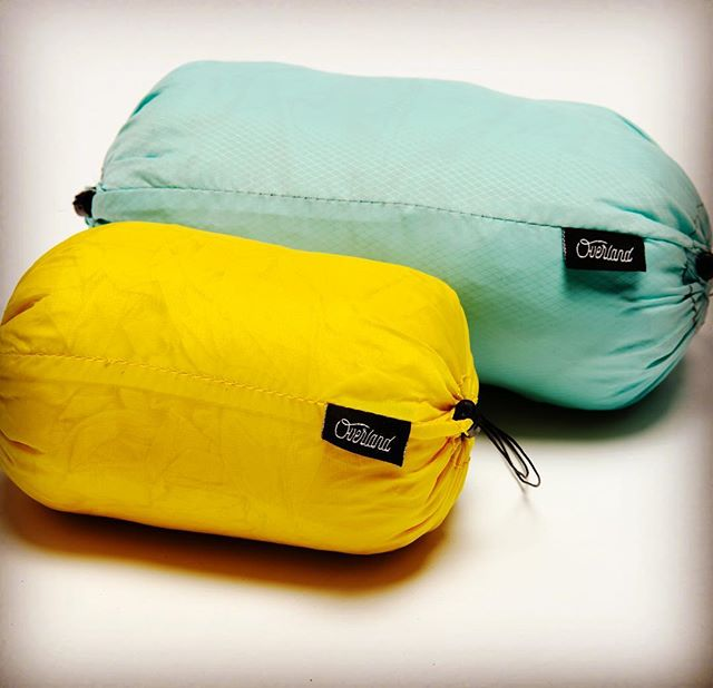 Spring is coming! New shots from the studio session with Adam. Yellow Ultralight (7oz) and Robin Egg Blue (10 oz) Overland Hammocks. See you between the trees! #getoverland #hammock #hammocklife #hammocking #seattlemade #pnw #campvibes #camping #relax