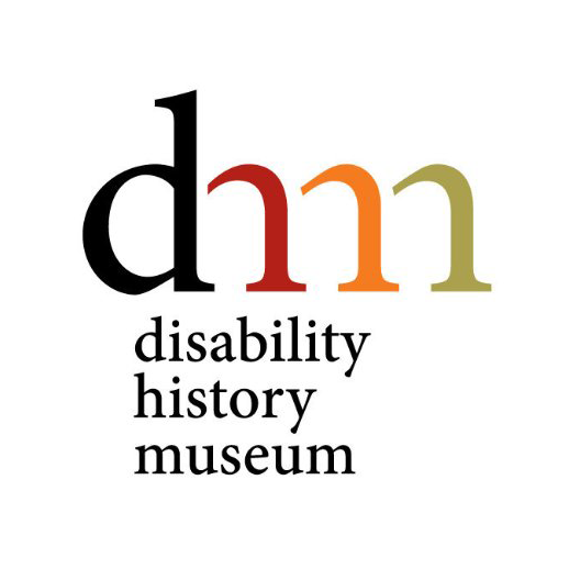The Disability History Museum Logo