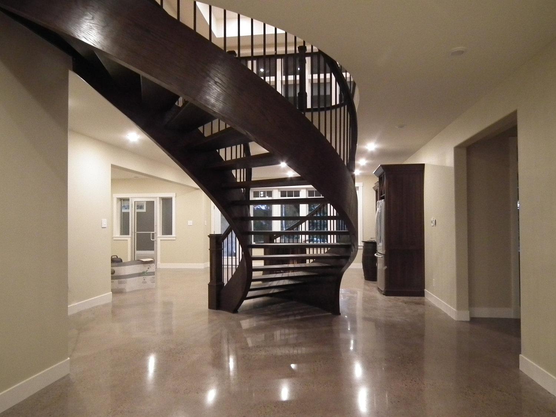 Concrete Polishing — DC Forbes Construction - Fredericton NB