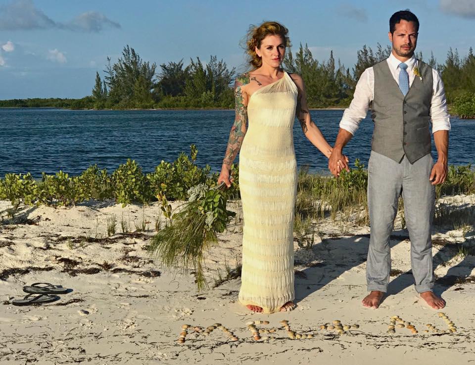 Congratulations Mel and AJ (Cuba, May 2017)