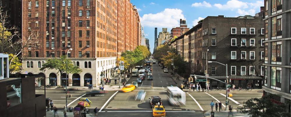 Chelsea, NYC 📷 Zac Inglis