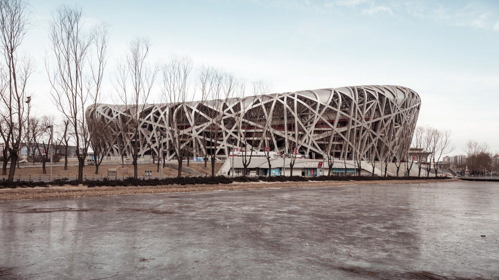 Bird Nest - Beijing