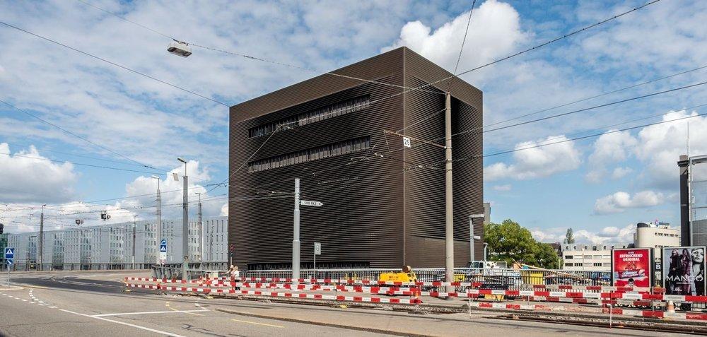Central Signal Box - Bâle
