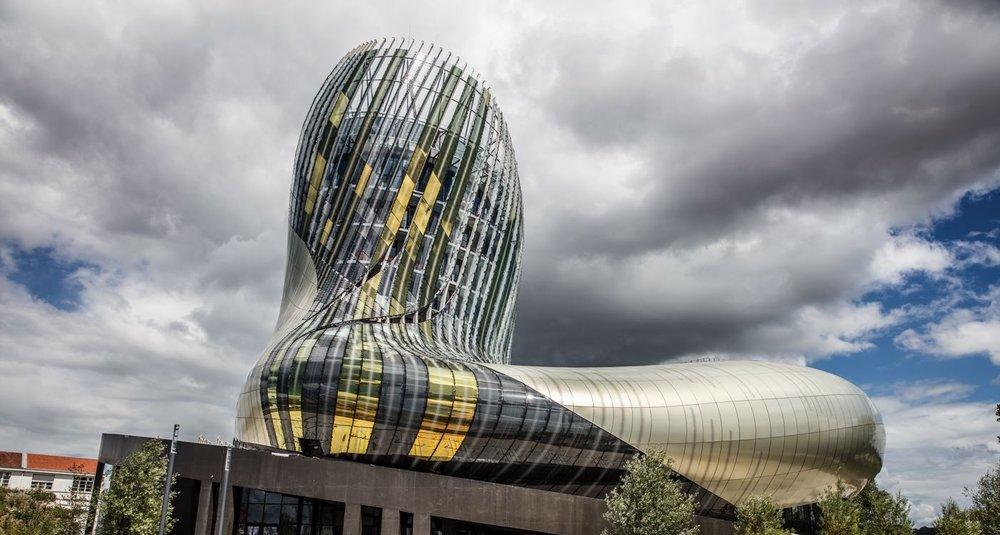 Cité du Vin - Bordeaux<strong>- entrez -</strong>