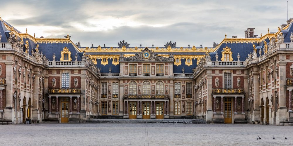 Château de Versailles<strong>- entrez -</strong>