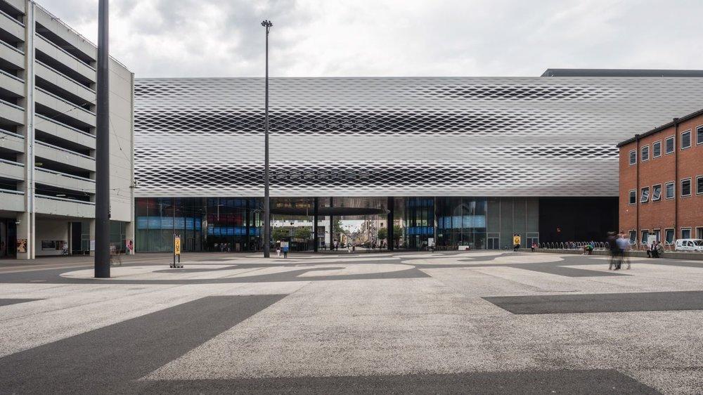 Centre de Foire - Bâle