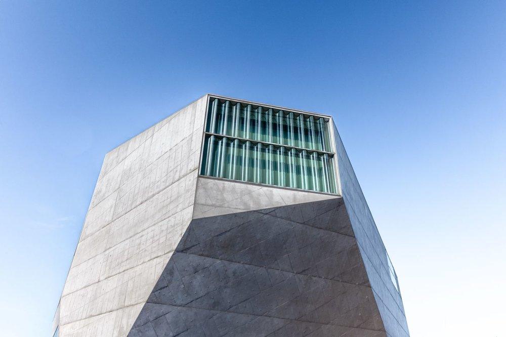 Casa Da Mùsica - Porto