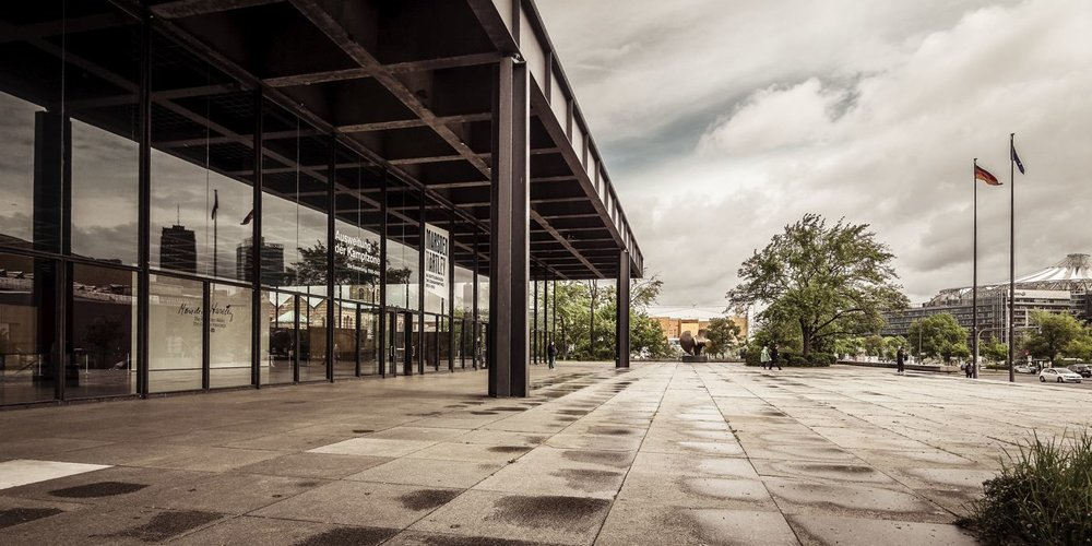 Neue Nationalgalerie - Berlin