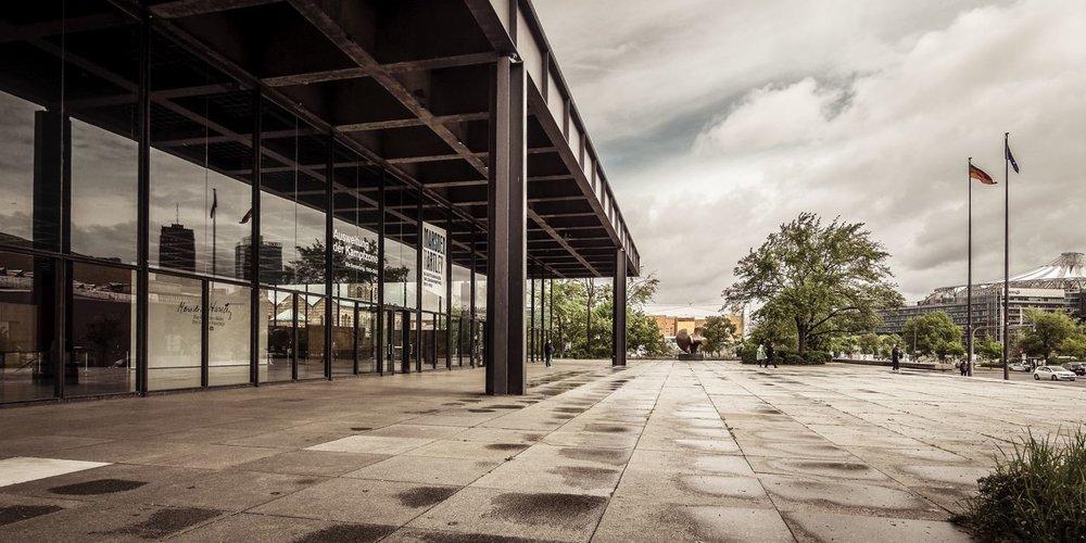 Neue Nationalgalerie - Berlin