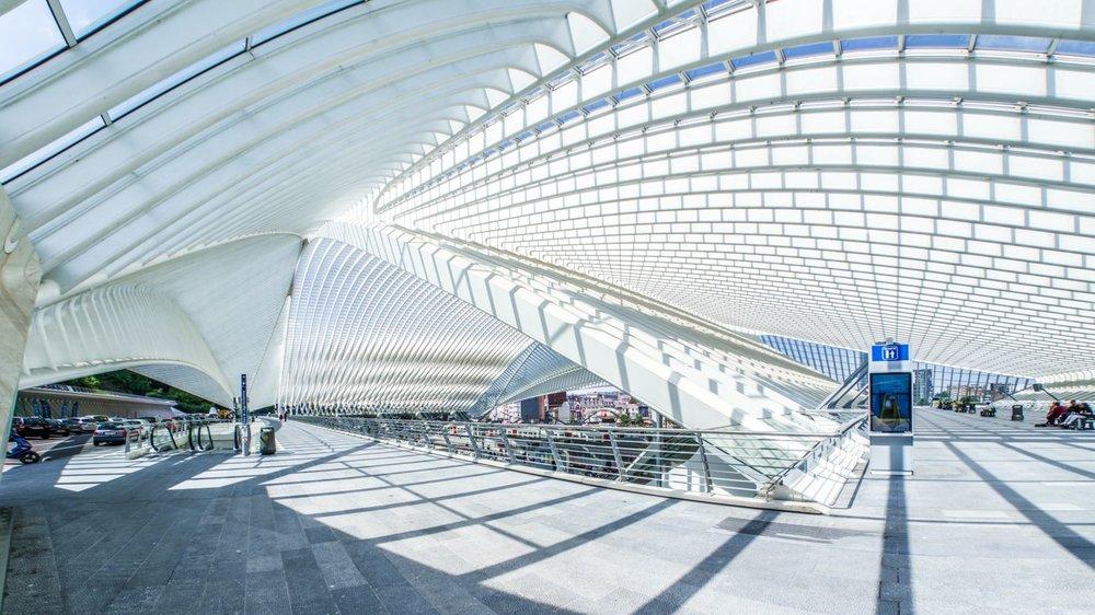 Gare de Liège-Guillemins<strong>- entrez -</strong>