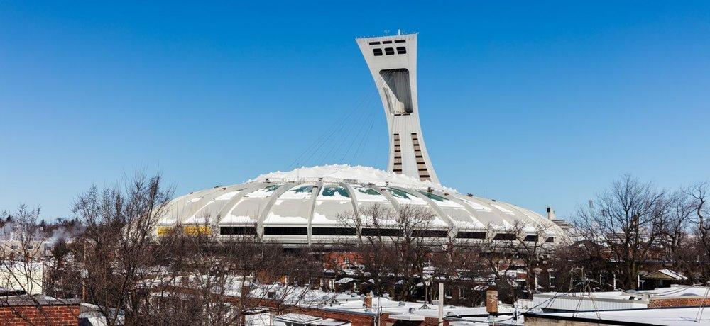 Stade Olympique - Montréal<strong>- entrez -</strong>
