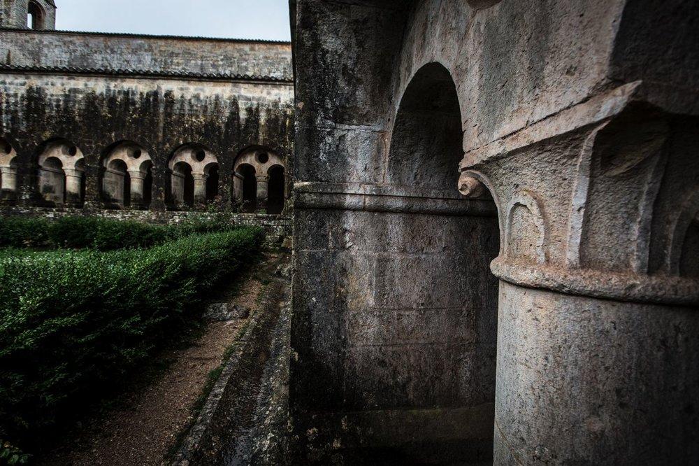 Abbaye du Thoronet<strong>- entrez -</strong>