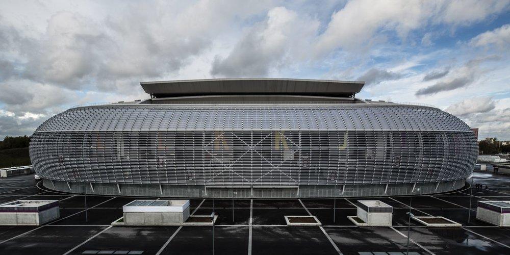 Stade Pierre Mauroy - Villeneuve d'Ascq<strong>- entrez -</strong>