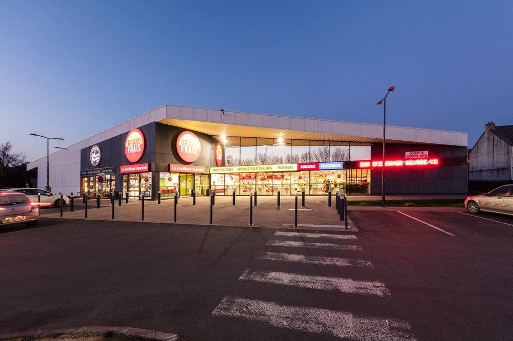 Centre commercial Pontoise