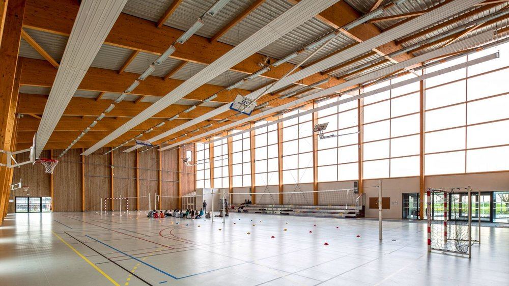 Salle de Sports - Cappelle en Pévèle