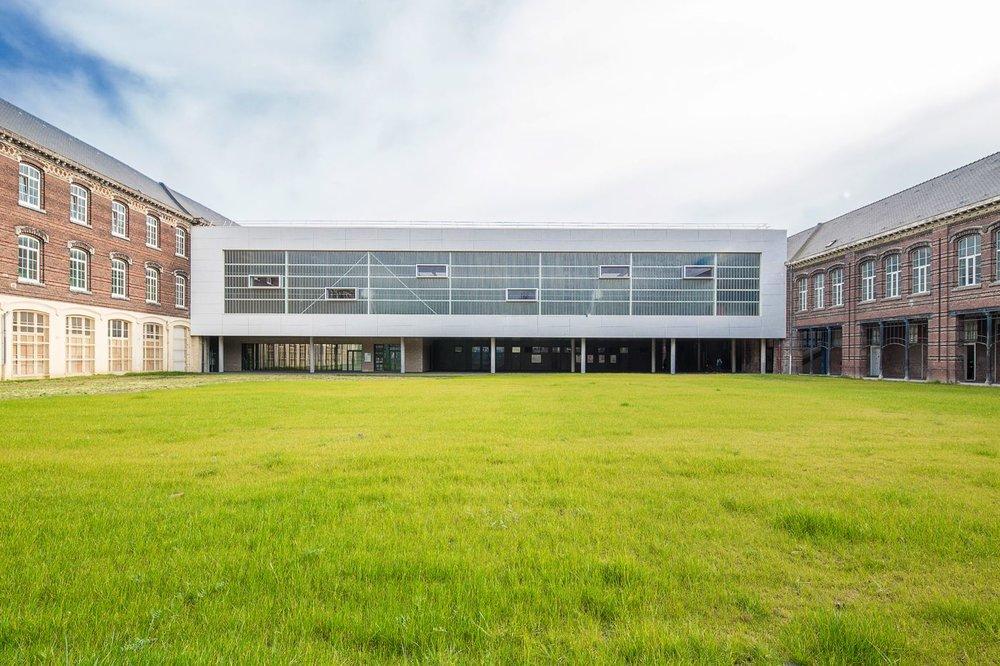Lycée Gambetta - Tourcoing<strong>- entrez -</strong>