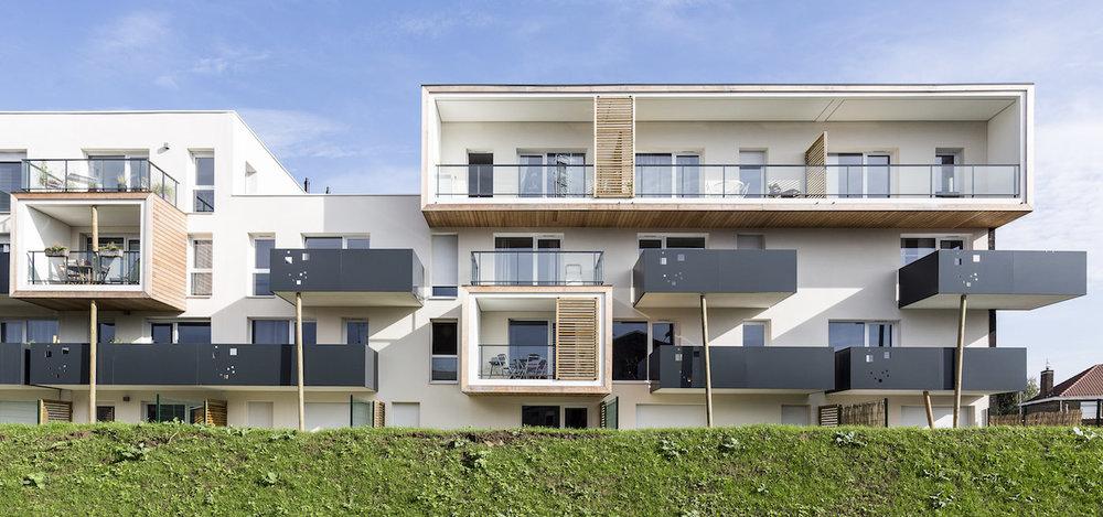 85 logements - Lomme